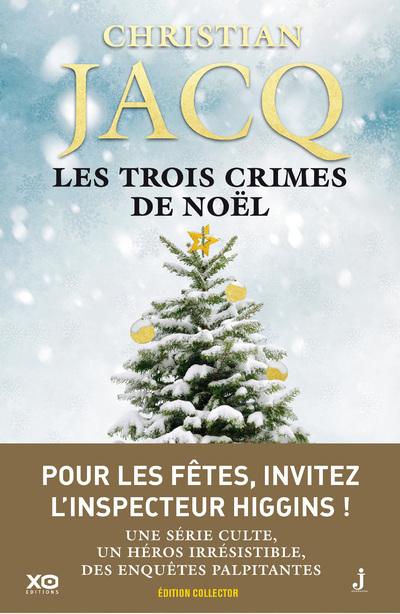 Higgins - tome 3 Les trois crimes de Noël (Edition collector 2019)
