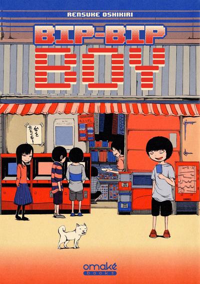 Bip-Bip Boy - tome 1