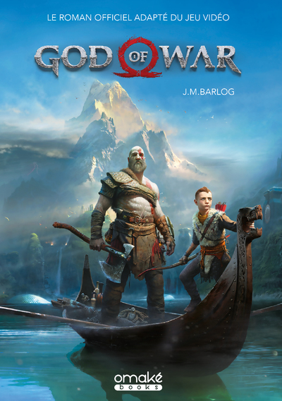 God of War - Le roman officiel du jeu vidéo