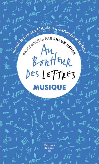 Au bonheur des lettres - Musique