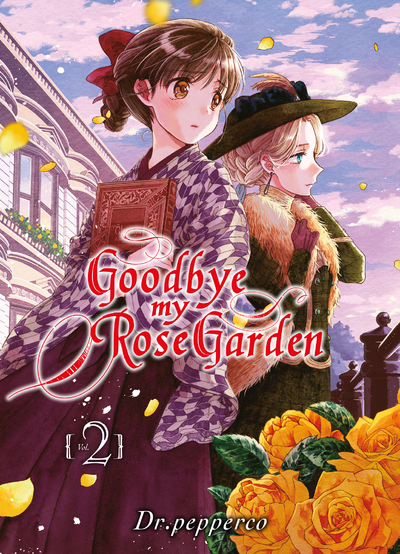 Goodbye my rose garden T02