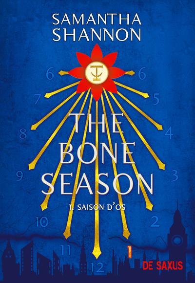 The Bone Season T01 - Saison d'Os (Broché)