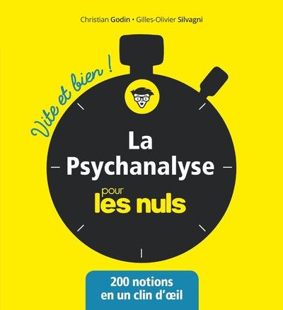 La Psychanalyse vite et bien pour les Nuls