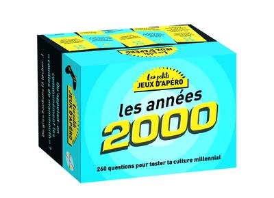 Jeu-Les petits jeux d'apéro - Les années 2000 : pour une soirée nostalgie entre amis !