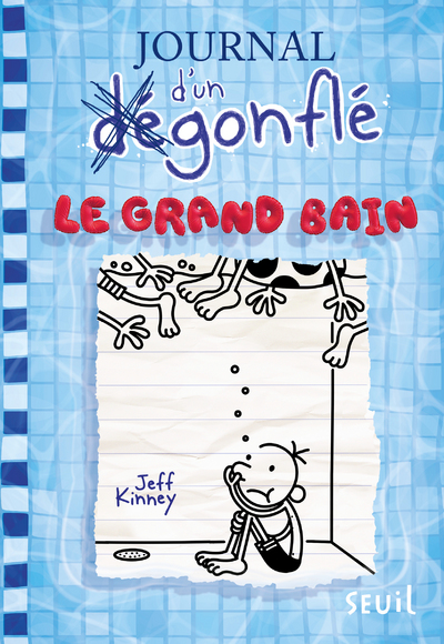 Journal d'un dégonflé - tome 15 Le Grand Bain