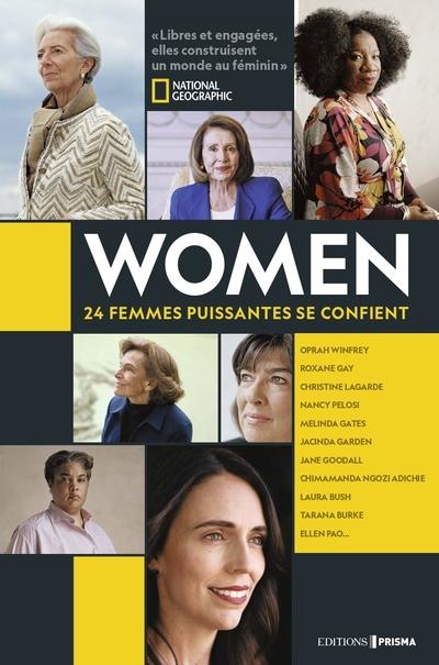 Women - 24 femmes puissantes se confient