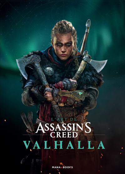 L'art de Assassin's Creed Valhalla - Artbook officiel