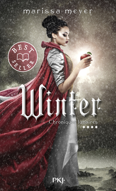 Cinder - Tome 4 : Winter