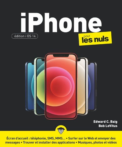 iPhone ed iOS 14 pour les Nuls, grand format