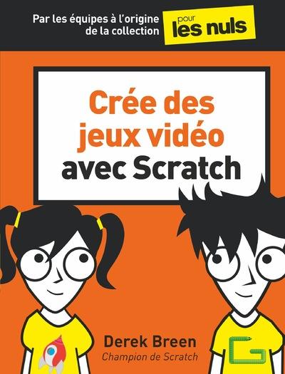Crée des jeux vidéo avec Scratch