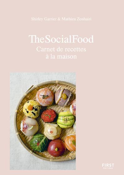 The Social Food, carnet de recettes à la maison
