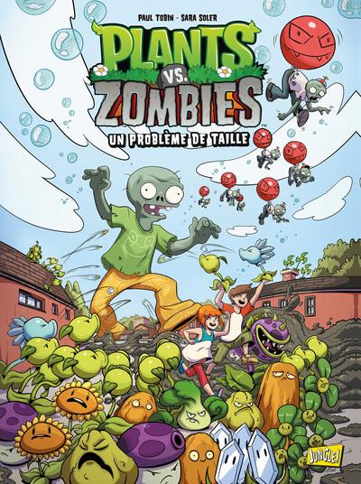 Plants vs Zombies - tome 14 Un problème de taille