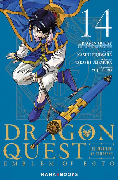 Dragon Quest - Les Héritiers de l'emblème T14