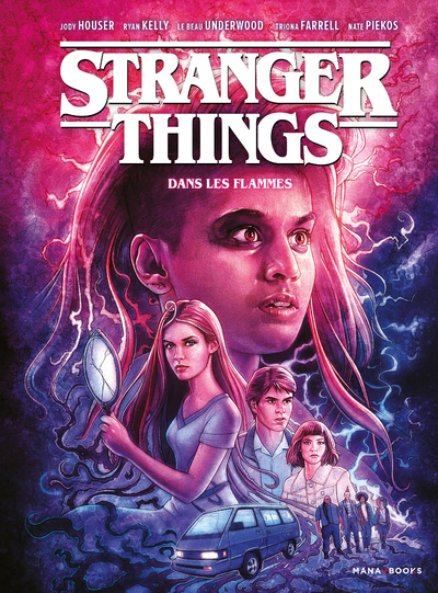 Stranger Things - tome 3 Dans les flammes