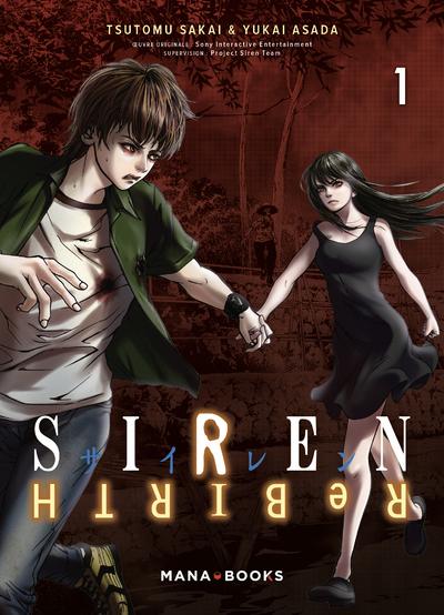 Siren Rebirth - tome 1
