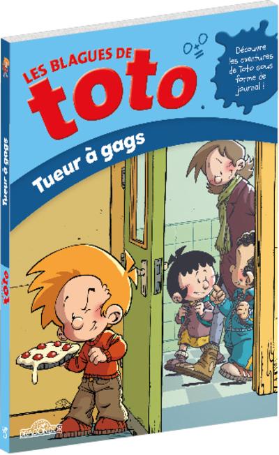Les Blagues de Toto - Tueur à gags - Lecture roman jeunesse - Dès 8 ans