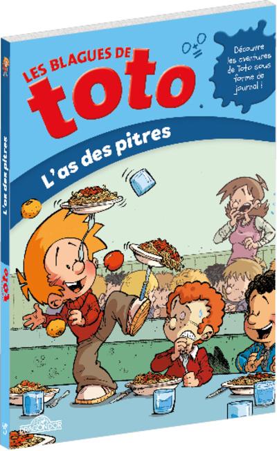 Les Blagues de Toto - L'As des pitres - Lecture roman jeunesse - Dès 8 ans
