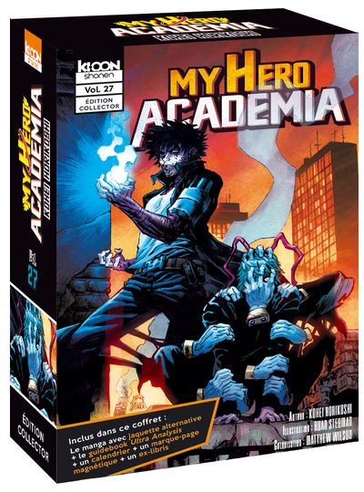 My Hero Academia T27 - Edition collector