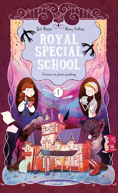 Royal Special School - tome 1 Frissons et plum-pudding