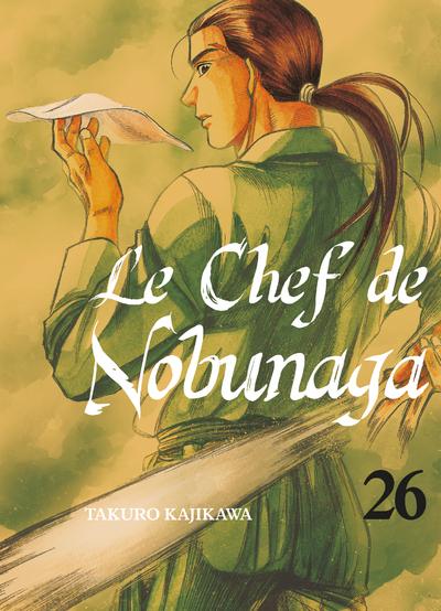 Le chef de Nobunaga T26