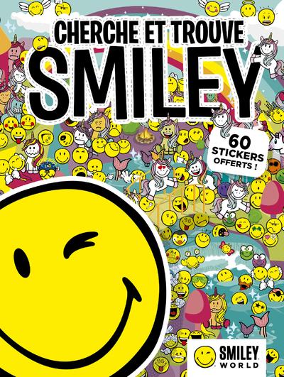 Smiley - Cherche-et-trouve - Cherche-et-trouve avec stickers - Dès 6 ans