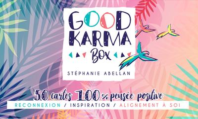 Good Karma Box - 50 cartes 100% pensée positive