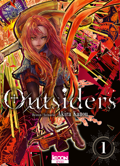 Outsiders T01