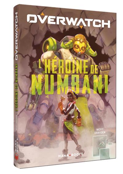 Overwatch - L'héroïne de Numbani