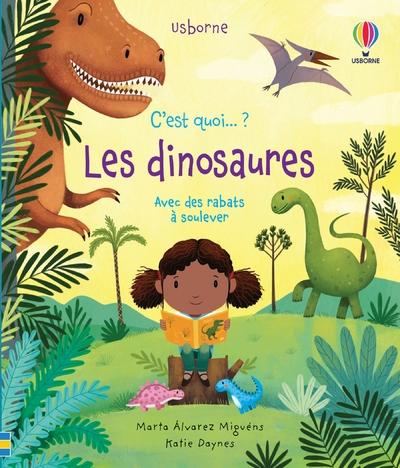 Les dinosaures - C'est quoi... ?