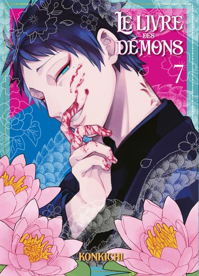 Le livre des démons T07