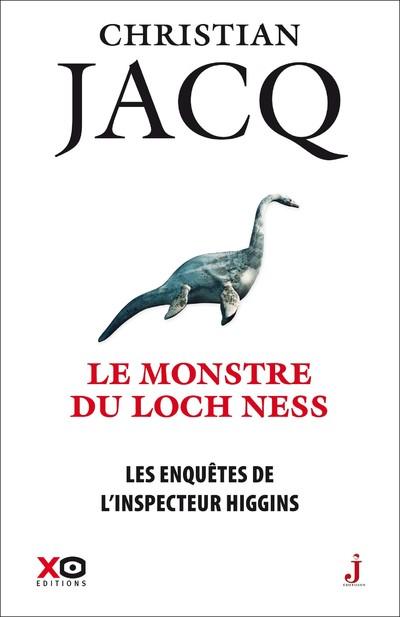 Les enquêtes de l'inspecteur Higgins - tome 39 Le  monstre du Loch Ness