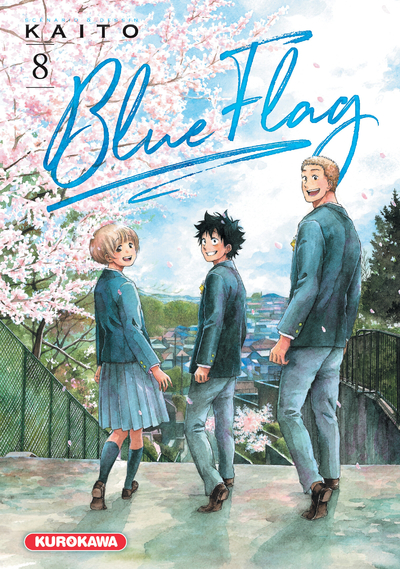 Blue Flag - Tome 08