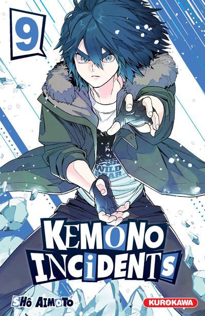 Kemono Incidents - tome 09