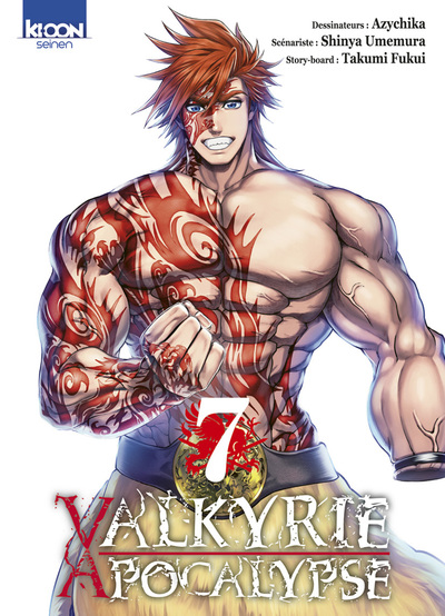 Valkyrie Apocalypse T07