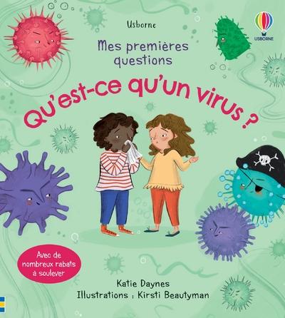 Qu'est-ce qu'un virus ? - Mes premières questions