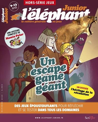 L'éléphant junior hors-série Jeux - numéro 2