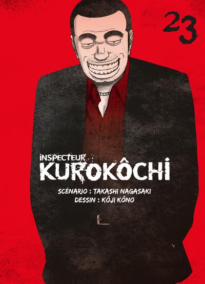 Inspecteur Kurokôchi T23 - FIN