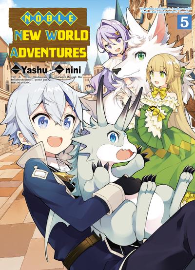 Noble new world adventures T05