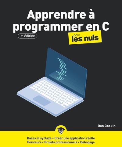 Programmer en C pour les Nuls, grand format, 3e éd