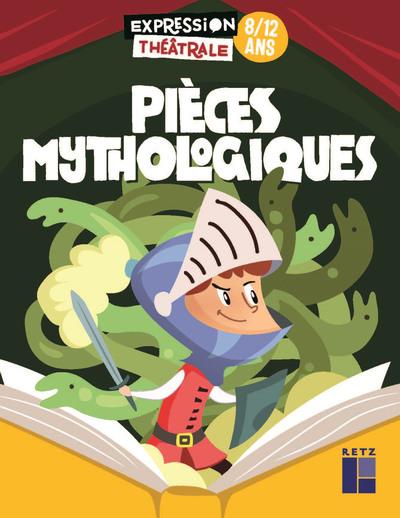 Pièces mythologiques - 8-12 ans