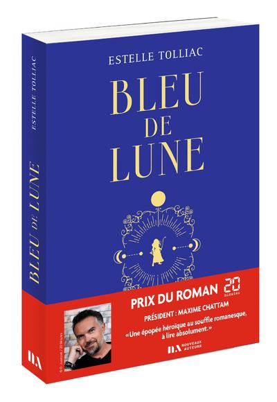 Bleu de Lune - tome 2 - Gagnant Prix 20 minutes