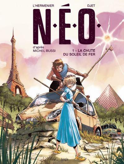 N.E.O. - tome 1 La chute du soleil de fer