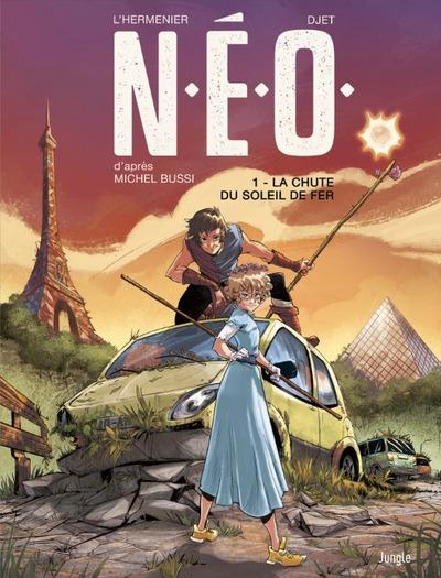 Affiche NEO - tome 1