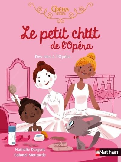 Le petit chat de l'Opéra - Des rats à L'opéra - Roman dès 6 ans
