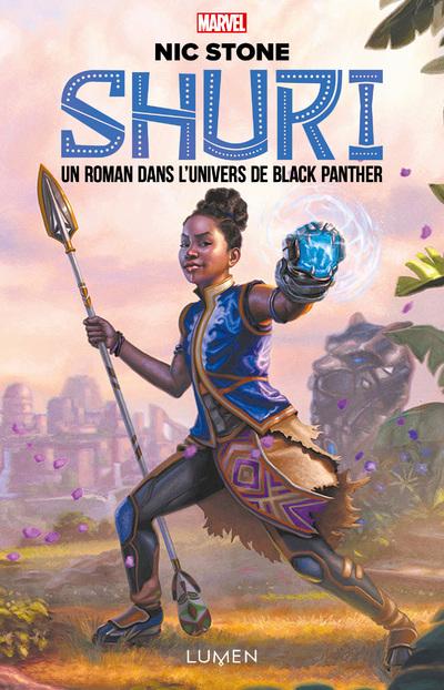 Shuri - tome 1 Un roman dans l'univers de Black Panther
