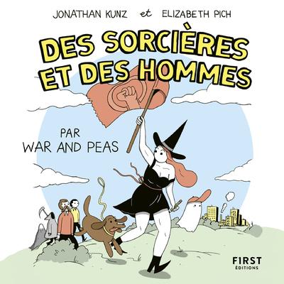 War And Peas : Des Sorcières et des Hommes - une BD hilarante et féministe