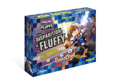 Frigiel et Fluffy - Escape Box - La disparition de Fluffy - Jeu d'énigmes - dès 7 ans