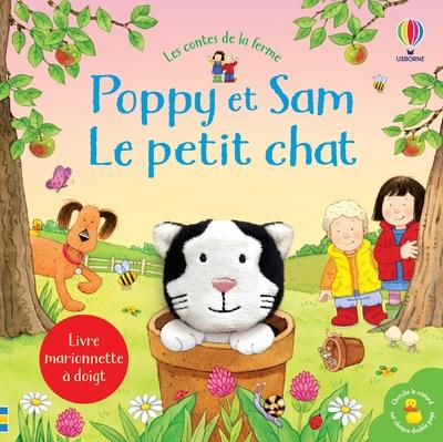 Poppy et Sam - Le petit chat