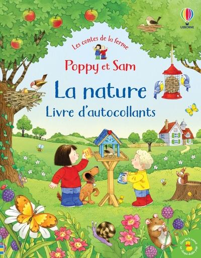 La nature - Poppy et Sam
