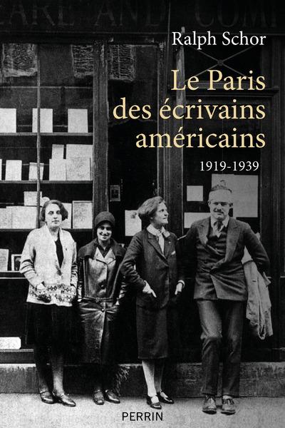 Le Paris des écrivains américains